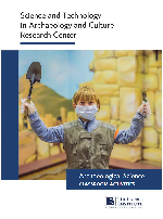 Archaeological Science Classroom Activities cover